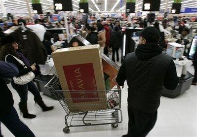 Holiday Shopping Electronics